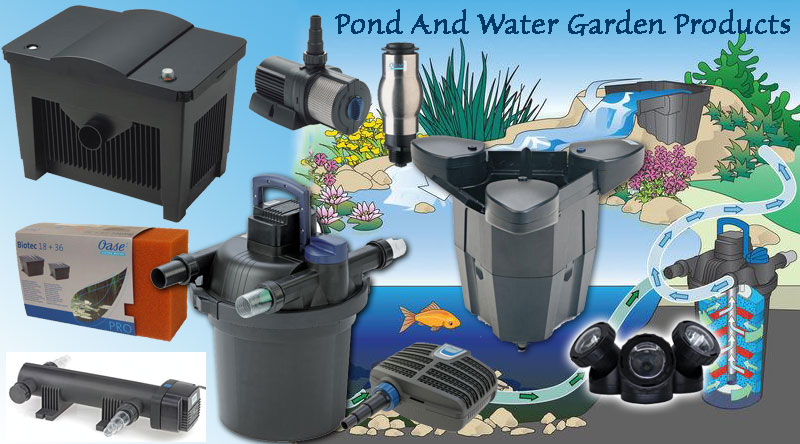 Oase Pond and Water Garden Products image