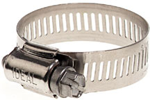 Hose Clamps (Stainless Steel)   Fittings/Adaptors