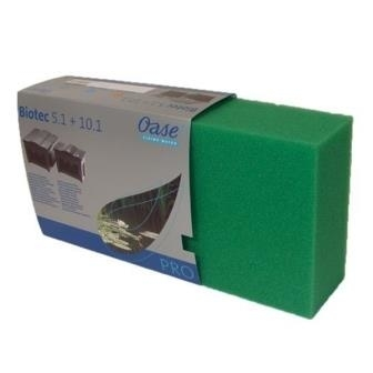 Green Filter Foam for BioSmart Filters | Oase Parts and Accessories