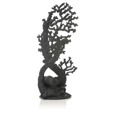 Extra Large, Black biOrb Fan Coral Sculpture | biOrb Accessories
