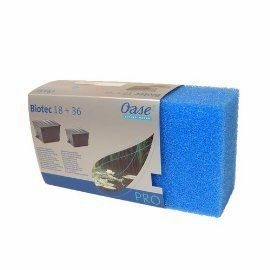 Blue Foam for BioTec 18, 36, 18000, 32000 | Oase Parts and Accessories