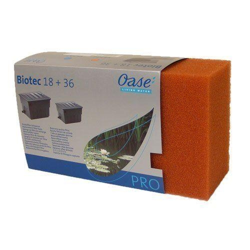 48780 Red Filter Foam for BioTec 18000 / 32000 | Oase Parts and Accessories