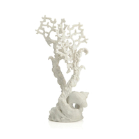 Image biOrb Fan Coral Sculpture White