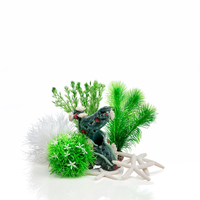 Image biOrb Easy Décor Kit 15L Green
