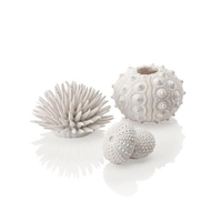 Image biOrb Sea Urchins Set 3 white 48364