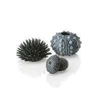 Image biOrb Sea Urchins Set 3 black  48365