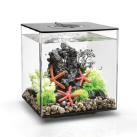 Image biOrb CUBE 30 Aquarium - 8 gallon LED Black 54484