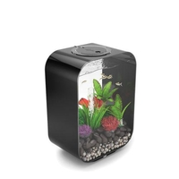 Image biOrb LIFE 15 Aquarium - 4 gallon Black